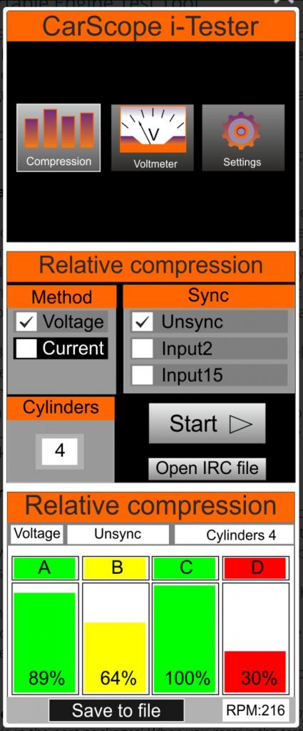 Kompresyon Test